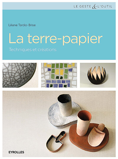 Cover of the original french book La Terre-papier